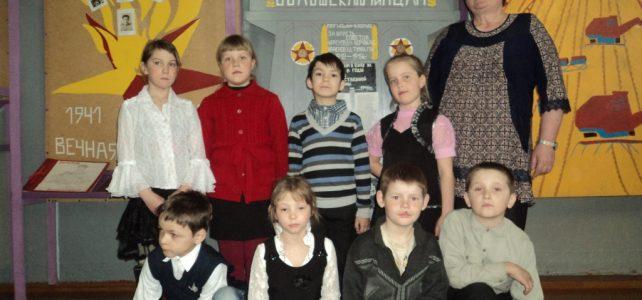 Учащиеся школы активно посещают Сельский исторический музей